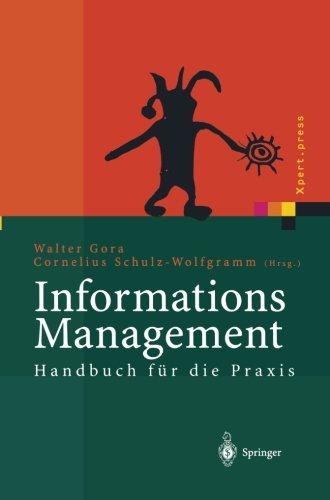 Informations Management: Handbuch fur die Praxis (Xpert.press)  (Tapa Blanda)
