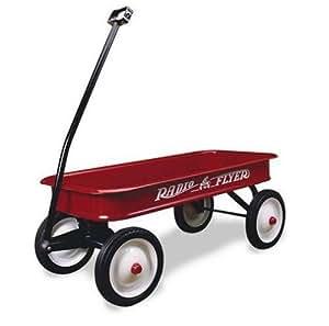 Radio Flyer Radio Flyer Classic Red Wagon