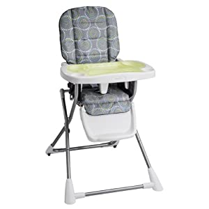 evenflo compact fold high chair galaxy discontinued by