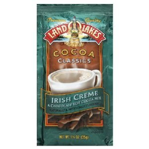 Land O Lakes Cocoa Classics, Chocolate & Irish Creme, 1.25-Ounce Packets (Pack of  36)
