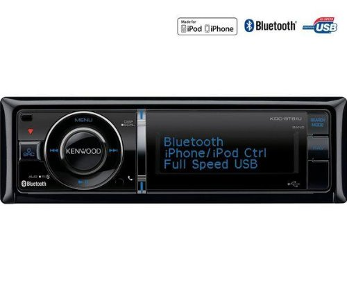 KENWOOD KDC-BT61U - car radio - CD/MP3 USB/iPod/Bluetooth