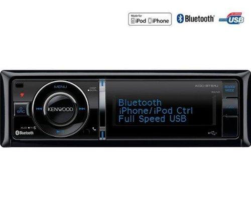 Kenwood KDC-BT61U CD/MP3-Autoradio mit Bluetooth,