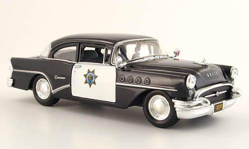 buick-secolo-california-highway-pattuglia-126-1955-modello-di-automobile-modello-prefabbricato-maist