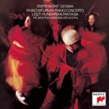 Philippe Entremont - Khachaturian: Piano Concerto & Liszt: Hungarian Fantasia [Japan CD] SICC-1613