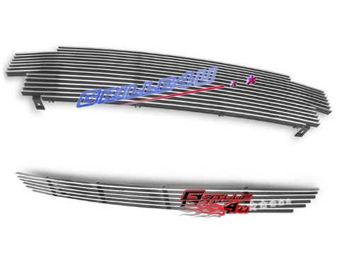 01-04 Toyota Tacoma Billet Grille Grill Combo Insert # T87772A