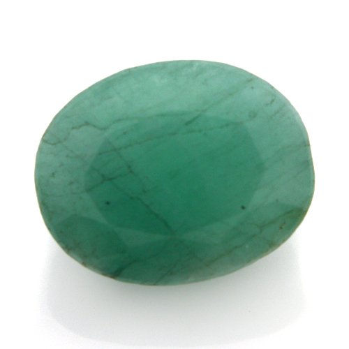 Natural Zambia Green Emerald Loose Gemstone Oval Cut 7*9mm 2.85cts Amazing