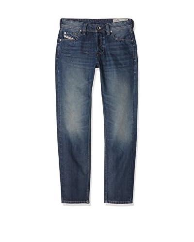 DIESEL Pantalón Azul