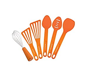 Rachael Ray Tools 6-pc. Orange Tool Set