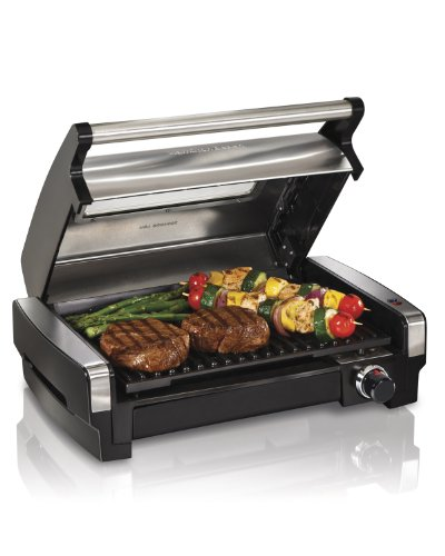 Hamilton Beach 25361 Indoor Grill (Small Grill Pan For Oven compare prices)