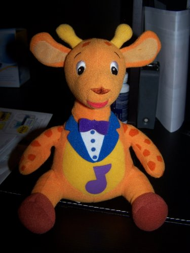 Baby Einstein Symphony Sounds Baby Beethoven Musical Pals Giraffe (Plush) front-85883