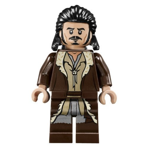 LEGO Hobbit - Bard the Bowman Minifigure