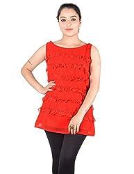 Fabrizia Women's Georgette Dress