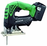 Hitachi 18V Jigsaw with 2 x 4Ah Li-Ion Batteries