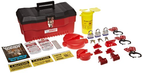 Nmc Plok1 68 Piece Premium Lockout Kit