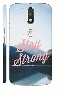 KALAKAAR Printed Back Cover for Motorola Moto G4 Plus,Hard,HD Matte Quality,Lifetime Print Warranty