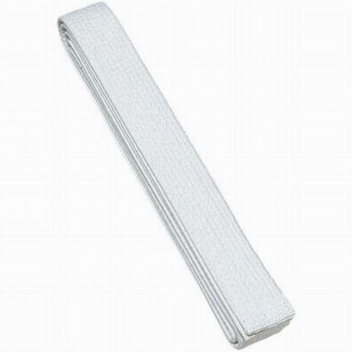 White band 240 cm / Judo karate and various martial arts [WL Products] OB163 (white zone (translation and), 240 CM)