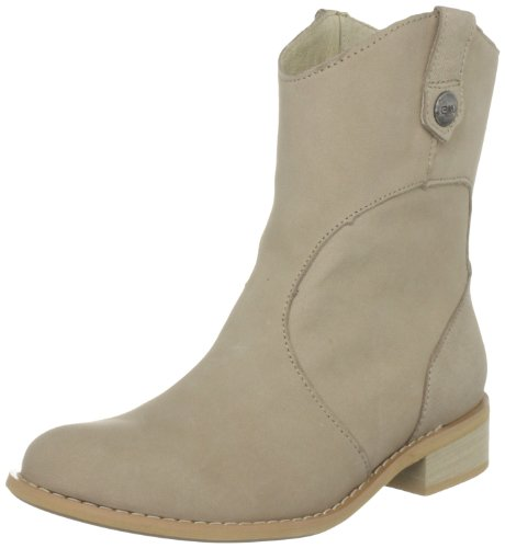 Emu Australia Women's Trail Bone Cowboy Boots W10144 7 UK, 40/41 EU, 9 US