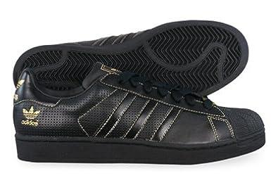 Adidas Superstar 2 Black Gold
