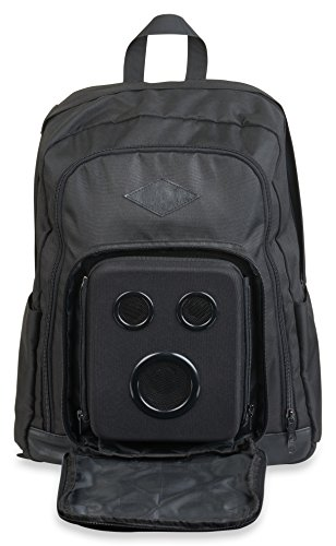 THE #1 Backpack with Speakers – Highly Rated Speaker Backpack – Cool Backpack with Built in Speakers – Rave Gear – Rave Attire – Rave Wear – Awesome & Unique Backpack!