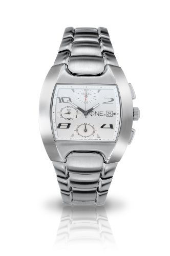 One Model 3794.46 Gents Chronograph Stainless Steel Bracelet Watch
