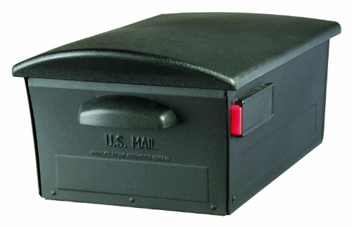 Solar Group RSKB0000  Curbside Locking Mailbox