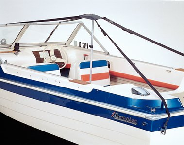 Taylor Boat Cover Support System