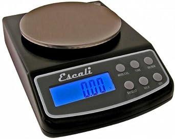 Escali L125 L-Series High Precision Professional Lab Scale, 125 Gram/.01 Gram