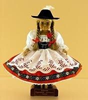 Bavarian Girl German Porcelain Doll by Walter Schneider