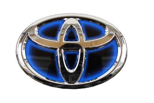 Genuine Toyota Accessories 75310-47010 Grille Toyota Logo Emblem (Toyota Camry Emblem Front Grill compare prices)