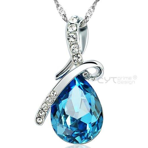 CYTprimeDesign® Eternal Love Teardrop Crystal