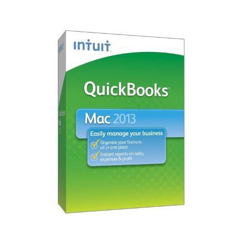 QuickBooks for Mac 2013 [OLD VERSION] (Quickbooks Old Version compare prices)