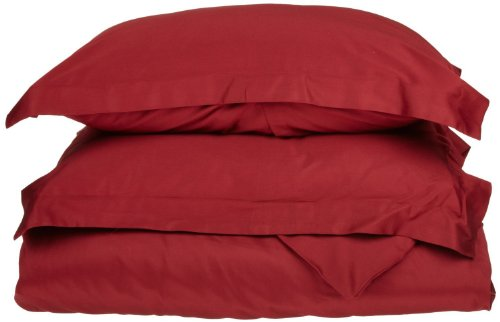 Red Duvet Cover Twin front-124981
