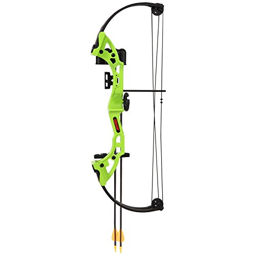 Bear Archery Brave Bow, Green (Bear Youth Bow compare prices)