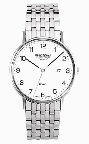 Bruno Söhnle Men's Watch/Glass, Rondo, 17/13105222