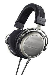 beyerdynamic T1 2nd Generation Audiophile Stereo Headphones (Silver)