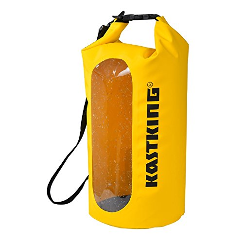 NEW! KastKing® 100% Waterproof Roll Top Dry Bag