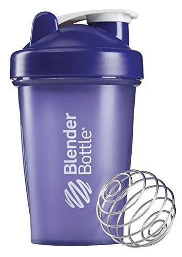 Blenderbottle Classic Shaker Bottle, 20-Ounce, Purple/Purple