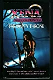 Xena: The Empty Throne (1572972009) by Emerson, Ru