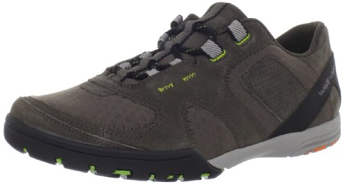 Clarks Men's Clarks Wave Agile Oxford,Olive,11 M US