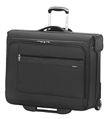 Ricardo Beverly Hills Luggage Sausalito Superlight 2.0 2w Rolling Garment Bag, Black, X-Large