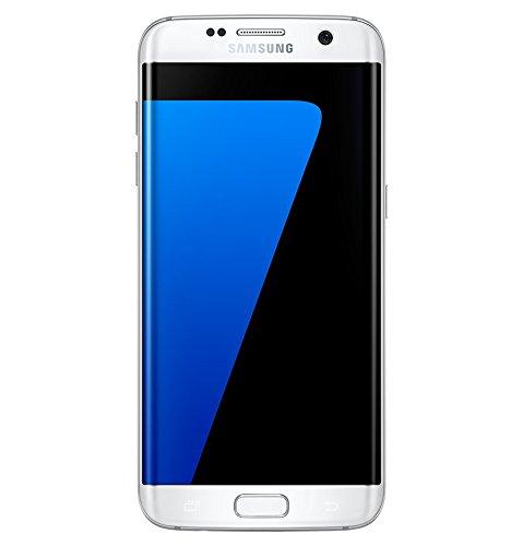 Samsung Galaxy S7 Edge Factory Unlocked Phone 32 GB - Internationally sourced (EU/LATAM) version  G935F- White