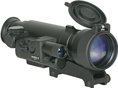 Yukon Nvrs Tactical 2.5X50 with Internal Focusing Night Vision Riflescope by Yukon :: Night Vision :: Night Vision Online :: Infrared Night Vision :: Night Vision Goggles :: Night Vision Scope