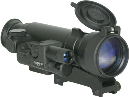 Yukon Nvrs Tactical 25x50 With Internal Focusing Night Vision Riflescope by Yukon