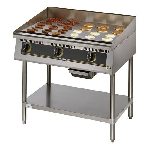 "Star Mfg Ultra-Max Manual Control 60"" Gas Griddle"
