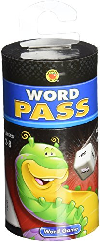 Word Pass Educational Board Game