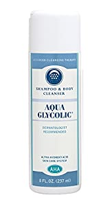 Aqua Glycolic Shampoo & Body Cleanser
