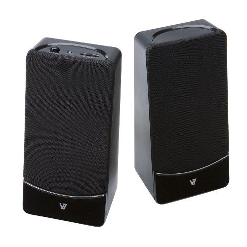 V7 2.0 PC Speakers USB 1.6 RMS / 3.2W PMPO