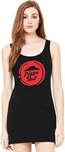 pizza-slut-bella-basic-tunique-sans-manches-sleeveless-tunic-tank-dress-for-women-100-premium-cotton