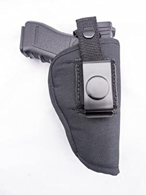 OutBags OB-16L  Nylon IWB Conceal & OWB Open Combo Carry Gun Holster