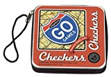 GO Magnetic Travel Game - Checkers